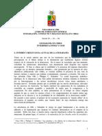 Conflicto y Dialogo en Chile