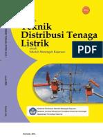 Teknik Distribusi Tenaga Listrik Jilid 1