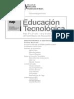 Educación Tecnológica - NAP 2010