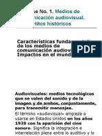 Radio y Tv Caracteristicas 1