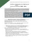 Resumen de Materiales Desarrollo Profesional Alfabetizacion Inicial