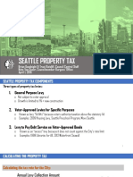 Seattle Property Tax Breakdown
