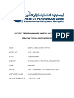 Assignment TDP
