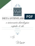 MaV Diet Antiinflamatorie-Menu-2016 FINAL 2