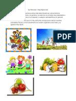 Nutricion y Recreacion