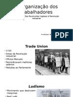 A Organização Dos Trabalhadores