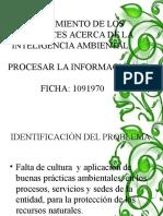 Presentación procesar