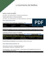 Admin Exchange 2013 PowerShell