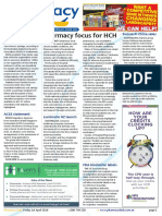 Pharmacy Daily for Fri 01 Apr 2016 - Pharmacy focus for HCH, EBOS confident of future, PBS pricing updates, Events Calendar and much more