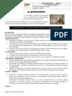 EL MICROCUENTO - 5° GRADO