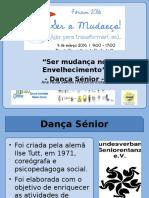 Dança Sénior _ Forum 2016