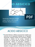 acido absiciso