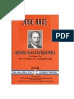 Vida de Jose Arce