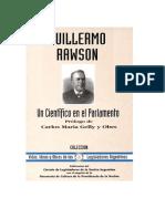 Vida de Guillermo Rawson