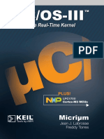 uCOS-III-NXP-LPC1768 -The Real-Time Kernel -