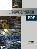 Guide to Rust Preventives