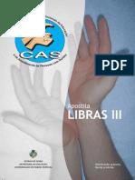 Apostila Libras III-2011