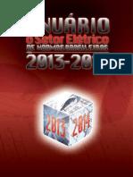 Anuario OSE Demonstracao 2014