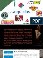 FRANQUICIAS CASO PRACTICO