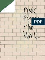 Pink Floyd - The Wall - Guitar Tab Songbook