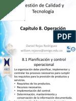 Clase 8 - Operación