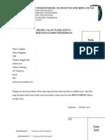 Formulir KPU