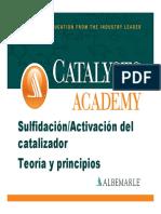 2015 03-Activacion Del Catalizador