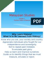 Malaysian Studies 2