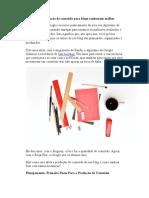 Métricas de Produção de Conteúdo Para Blogs Rankearem Melhor