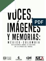 Voces, imagenes y memoria