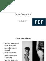 Guía Genetica