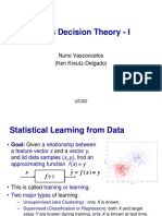 Bayesian Decision Rule Lecture Slides