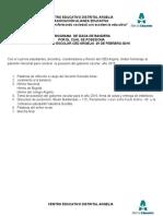 Centro Educativo Distrital Argelia Programa