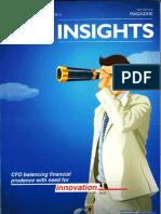 Article in CFO Insights - Nov 25, 2015