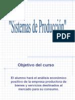 3.3 Los Sistemas de Produccion 2
