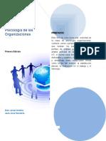 Psicología de Las Organizaciones Libro Imprimir