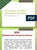 pengenalan SPSS