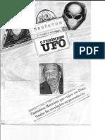 Livro sobre extraterrestres