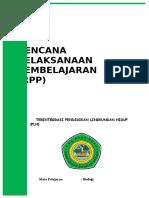 RPP Biologi Terintegrasi PLH