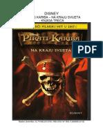Disney - Pirati s Kariba - 3. Na Kraju Svijeta