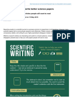 Elsevier.com-Infographic How to Write Better Science Papers
