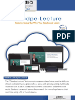 Cloudpe-Lecture Dm English Version