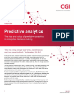 Predictive Analytics Paper2