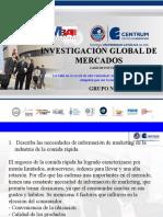 CASO La Vida en El Carril de Alta Velocidad - Grupo 5 - Trujillo XIV 2015