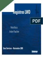Registros LWDx