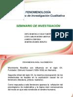 Fenomenologia-Luis Carlos Rubio Arenas