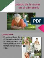 autocuidadodelamujerenelclimaterio-130720061250-phpapp02