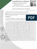 ResolucionGerenciaMunicipal N 107 2015