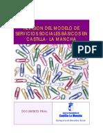 Revision del modelo de servicios sociales básicos en Castilla-La Mancha