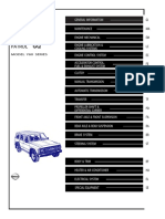 GQ Patrol Service Manual - Y60